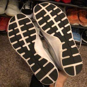 Nike Shoes - NIKES! Silver
